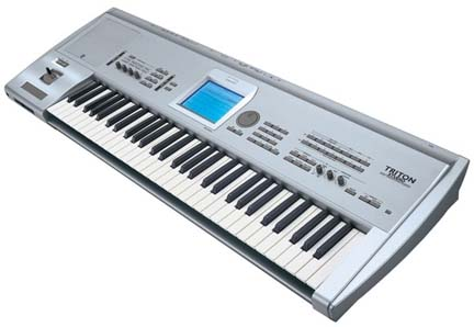 Rent Korg Triton Studio Keyboards